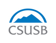 California State University, San Bernardino - Administration & Finance Logo